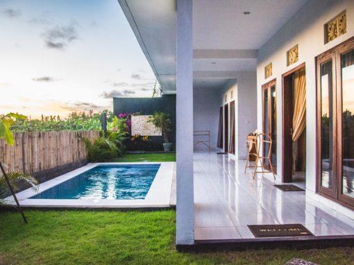 Dovolená na Bali v soukromé vilce