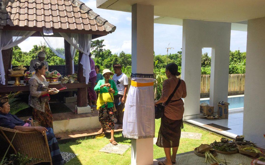 Ceremonie s vilkou