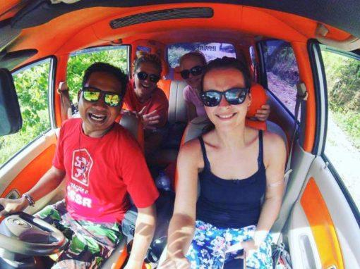 Výlety s česky mluvícím Balijcem
