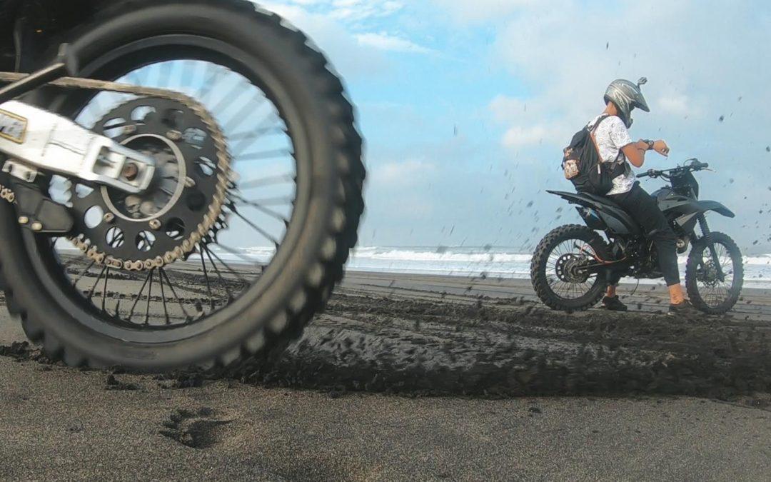 Bali cross aneb výlet na terénní motorce